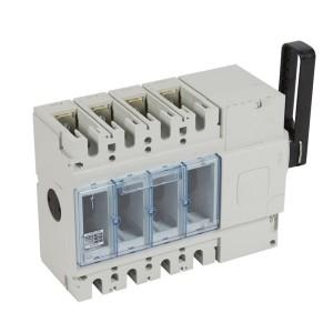 Interrupteur-sectionneur DPX-IS630 - 4P - 400A - sans déclenchement avec commande latérale droite LEGRAND