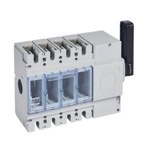 Interrupteur-sectionneur DPX-IS630 - 4P - 630A - sans déclenchement avec commande latérale droite LEGRAND