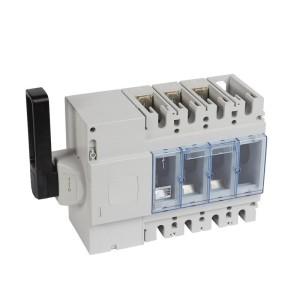 Interrupteur-sectionneur DPX-IS630 - 3P - 400A - sans déclenchement avec commande latérale gauche LEGRAND