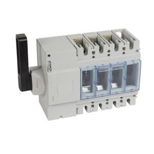 Interrupteur-sectionneur DPX-IS630 - 3P - 630A - sans déclenchement avec commande latérale gauche LEGRAND