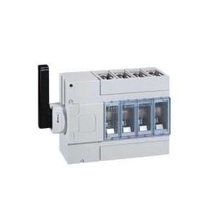 Interrupteur-sectionneur DPX-IS630 - 4P - 630A - sans déclenchement avec commande latérale gauche LEGRAND