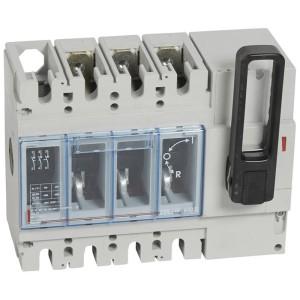 Interrupteur-sectionneur DPX-IS630 - 3P - 400A - à déclenchement avec commande frontale LEGRAND