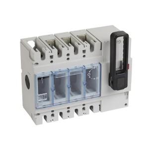 Interrupteur-sectionneur DPX-IS630 - 3P - 630A - à déclenchement avec commande frontale LEGRAND
