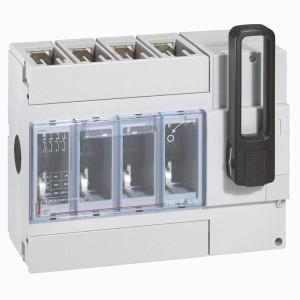 Interrupteur-sectionneur DPX-IS630 - 4P - 400A - à déclenchement avec commande frontale LEGRAND
