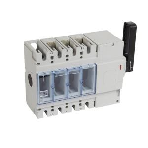 Interrupteur-sectionneur DPX-IS630 - 3P - 630A - à déclenchement avec commande latérale droite LEGRAND