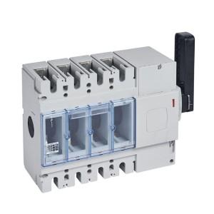Interrupteur-sectionneur DPX-IS630 - 4P - 630A - à déclenchement avec commande latérale droite LEGRAND