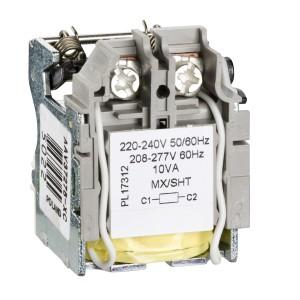 Bobine MX - 220-240V 50/60Hz et 208-277V 60Hz SCHNEIDER