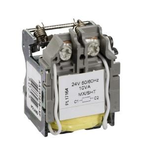 Bobine MX - 24Vca 50/60 Hz SCHNEIDER