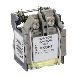 Bobine MX - 525V 50hz 600V 60hz SCHNEIDER
