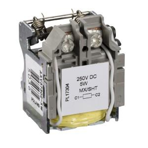 Bobine MX - 250V CC SCHNEIDER