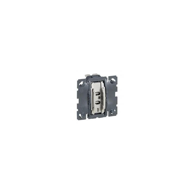 Interrupteur ou va-et-vient ou commande de VMC Céliane 10AX 230V~ LEGRAND