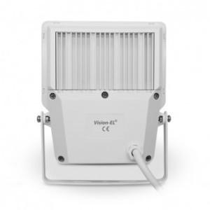 Projecteur extérieur LED plat 20W 6000°K - Blanc VISION EL