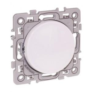 Interrupteur ou va-et-vient SQUARE 10AX avec griffes EUR'OHM