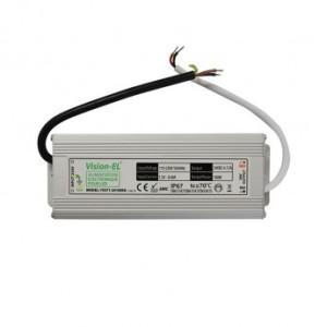 Alimentation pour LED 100W 24V DC VISION EL