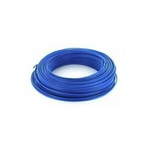 Fil HO7VU 1x1.5mm² Bleu en couronne de 100ml NEXANS