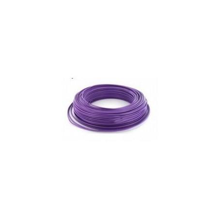 Fil HO7VU 1x1.5mm² Violet en couronne de 100ml NEXANS