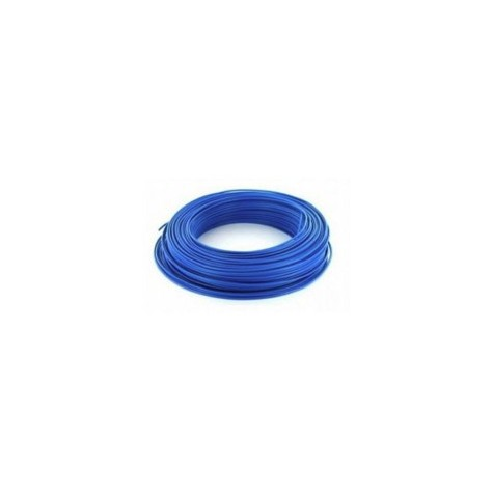 Fil HO7VU 1x2.5mm² Bleu en couronne de 100ml NEXANS