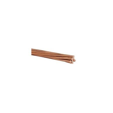 Fil de terre Cuivre Nu 25mm² NEXANS