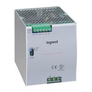 Alimentation stabilisée à découpage mono 240W - entrée 100V~ à 240V~ et sortie 48V LEGRAND