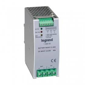 Module pour fonction secourue pour alimentation stabilisée à découpage 40A LEGRAND