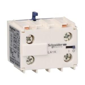 Bloc de contacts auxiliaires - 2F+0O - bornes à vis-étriers - TeSys LA1KN20 SCHNEIDER