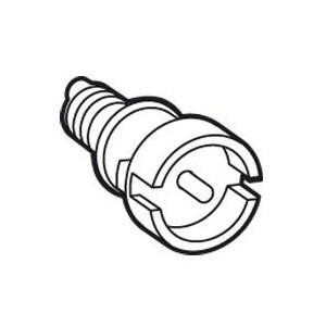 Empreinte double barre pour portes métal ou vitrées XL³800 et XL³400 LEGRAND