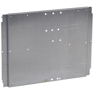 Platine pour 1 DPX250 ou DPX³630 fixe avec différentiel en position verticale centrée dans XL³400 - LEGRAND 020223 LEGRAND