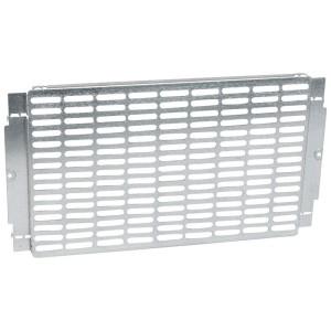 Platine universelle perforée pour coffrets et armoires XL³400 - H 300mm - LEGRAND 020242 LEGRAND