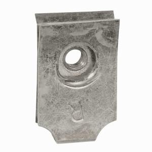 Clips-écrou pour vis M4 pour plaques perforées Lina25 LEGRAND