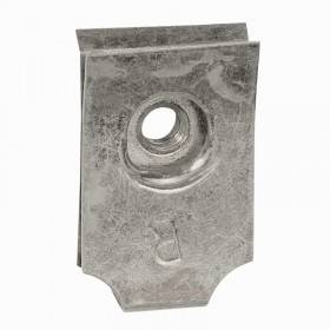 Clips-écrou pour vis M5 pour plaques perforées Lina25 LEGRAND