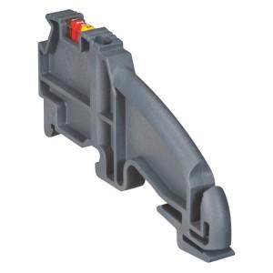 Butée de blocage de support pour rails profondeur 7,5mm ou 15mm LEGRAND
