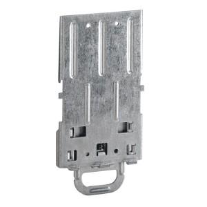 Adaptateur pour montage des DPX³160 sans commande motorisée latérale sur rail XL³ réf. 020601 ou 020651 LEGRAND