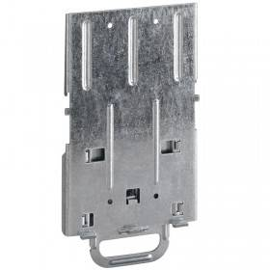 Adaptateur pour montage des DPX³250 sans commande motorisée latérale sur rail XL³ réf. 020601 ou 020651 LEGRAND