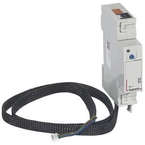 Interface modulaire électronique pour DPX³ version S2 et Sg MODBUS RS485 - 1 module - 24V~ et 24V LEGRAND