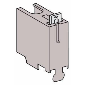 Cache-bornes plombables - 1P - pour C60 I-NA ID - lot de 2 SCHNEIDER