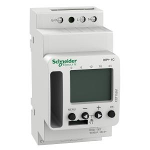Interrupteur horaire programmable - 1 canal - smart - Acti9 IHP+ SCHNEIDER
