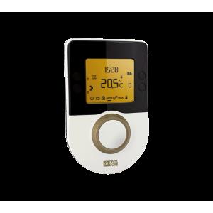 CALYBOX 1020 WT - Gestionnaire d'énergie 1 ou 2 zones + Indicateur de consommations toutes énergies DELTADORE