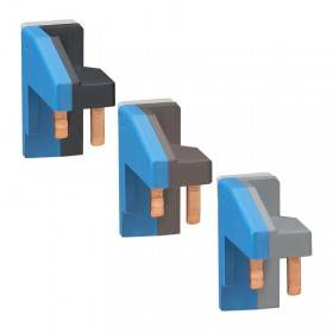 Modules de connexion L1N et L2N et L3N HX³ pour appareils 1P+N 1 modules avec bornes à vis ou automatiques LEGRAND