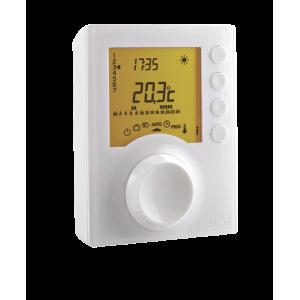TYBOX 117 Filaire - Thermostat programmable avec 2 niveaux de consigne DELTADORE
