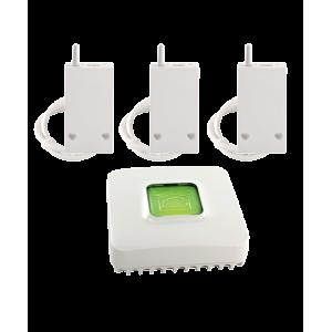 Pack RF 6600 FP connecté - Pack connecté pour chauffage électrique fil pilote DELTADORE
