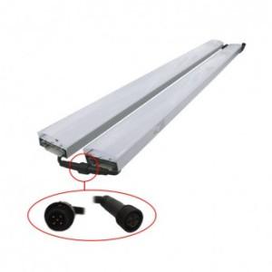 Linéaire LED dépoli 50W 1,50 mètres VISION EL