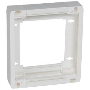 Rehausse pour platine disjoncteur branchement 401181 ou 401191 épaisseur 50mm LEGRAND
