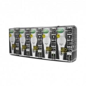 Ampoule LED E27 12W 4000°K VISION EL