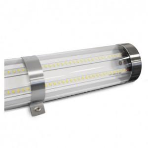 Tubulaire LED intégrées claire 60W 4000°K 7700 LM - 1510xØ80mm VISION EL