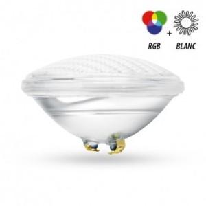 Projecteur LED piscine 18W RGB+Blanc - Culot PAR56 - 12VAC VISION EL