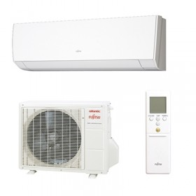Climatisation murale Design DC Inverter LMCE ASYG 7 - ATLANTIC ATLANTIC