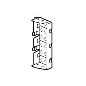 Rehausse de montants fonctionnels pour armoire XL³4000 pour montage des DPX³ LEGRAND