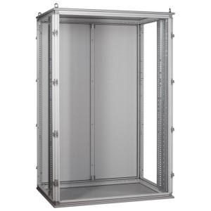 Cadre support plastron fixe pour armoire XL³6300 et XL³4000 larg. 725mm ou 975mm LEGRAND