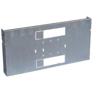 Platine fixe pour 1 DPX-IS1600 ou DPX³1600 prises arrière en position verticale dans XL³4000 ou XL³800 - 36 modules LEGRAND
