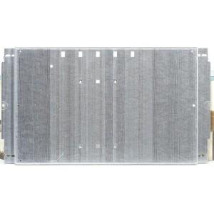 Platine pour branchement tarif jaune pour asso. DPX³630 et DPX-IS630 vertical dans coffret ou armoire XL³800 LEGRAND
